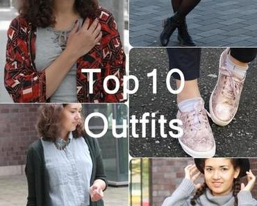 Meine Top 10 Outfits