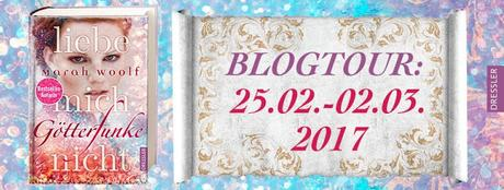 [Ankündigung] Blogtour »GötterFunke - Liebe mich nicht«