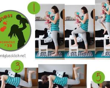 {Mamaness} Workout #39 Hotpant Popsch