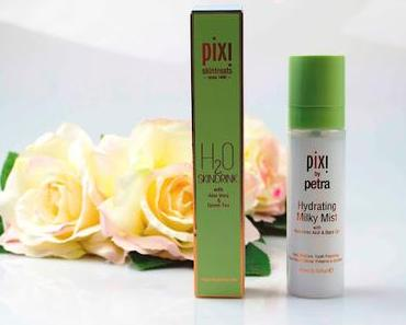 Pixi by Petra // Hydrating Milky Mist & H2O Skindrink