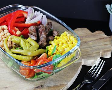 Mexican Bowl - Salat Liebe