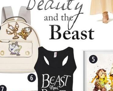 Die coolsten Beauty & the Beast Must-Haves