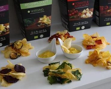 Gemüse-Chips von my CHIPSBOX im Test - Sechs Sorten, alles bio, vegan und frei von Geschmacksverstärkern