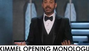 Oscars-Gastgeber Jimmy Kimmel nimmt Trump Mangel