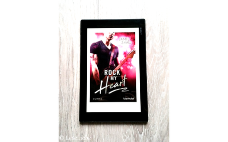 [Rezension] Rock my heart || Jamie Shaw