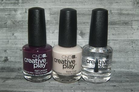 CND Creative Play - Naughty or Nice