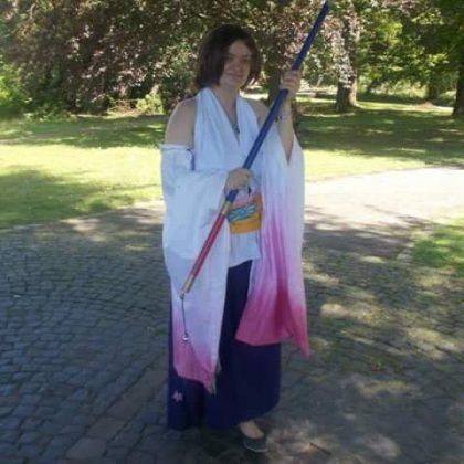 Interview: deutsche Final Fantasy Cosplayerin Light1990