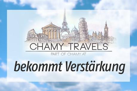 Veränderung: Chamy travels bekommt Verstärkung