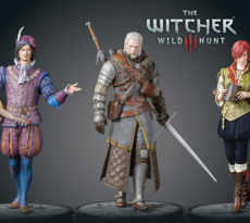 Toy Fair 2017: Dark Horse erweitert die The Witcher 3: Wild Hunt Figuren Kollektion