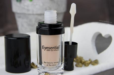 Beauty Argument - Eyesential und Silk Produkte