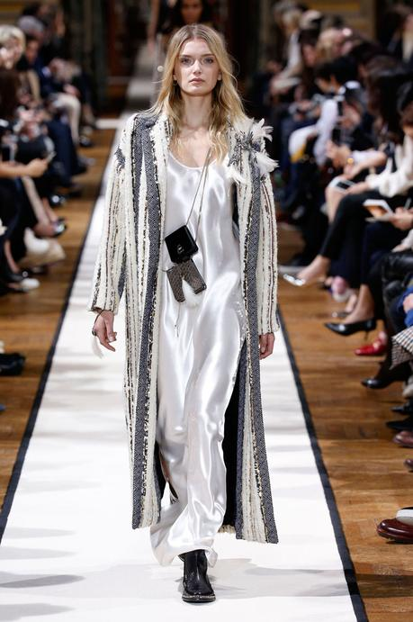 Lanvin – Fashion Week London Herbst / Winter 2017 / 2018