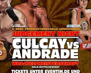 Jack Culcay vs. Demetrius Andrade – ein Vorbericht