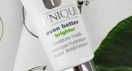 Clinique // Even Better Brighter Moisture Mask