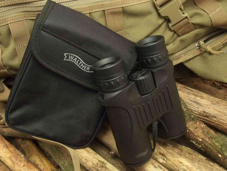 Walther 8×42 Backpack