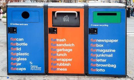 Kuriose Feiertage - 7. März - Tag der Mülltrennung - Eugène Poubelle und die Abfalleimerpflicht - 2017 Sven Giese - 3