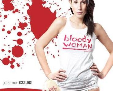 erdbeerwoche-Casting: Werde Teil unserer Bloody Woman-Bewegung!