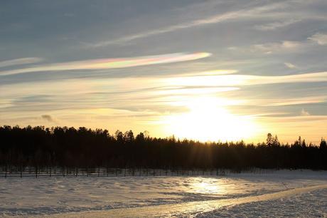 Lappland: Abenteuer im Schnee