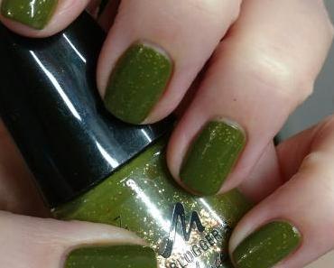 [Nails] Lacke in Farbe ... und bunt! OLIV mit MANHATTAN 003 GREEN & BRONX