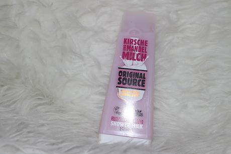 Original Source Kirsche und Mandelmilch Shower Milk
