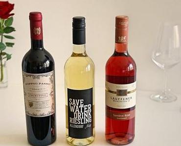 Die Weinabteilung bei KAUFLAND – Weine im Test - oder meine Erfahrung  zwischen den Weinregalen