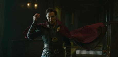 Doctor Strange – VFX Breakdown