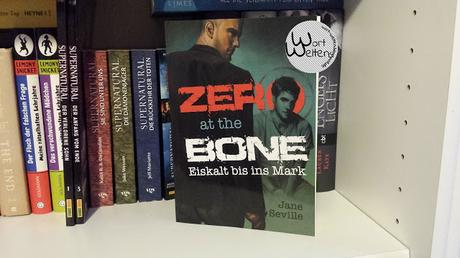 [REVIEW] Jane Seville: Zero at the Bone: Eiskalt bis ins Mark (Zero at the Bone, #1)