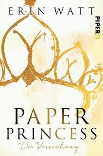The Royals 01 - Paper Princess von Erin Watt