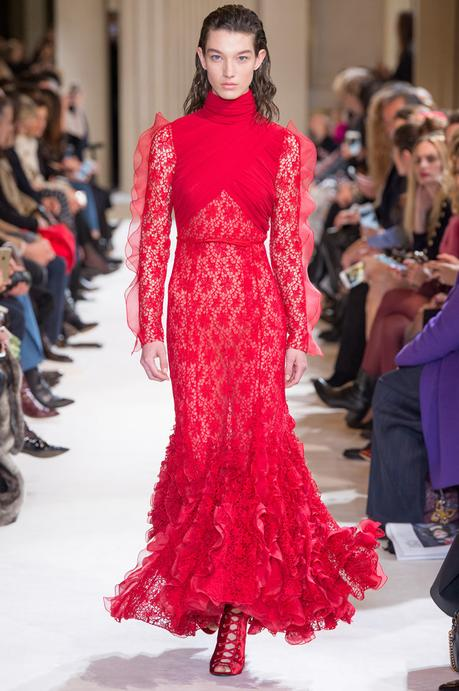 Giambattista Valli – Fashion Week Paris Herbst / Winter 2017 / 2018