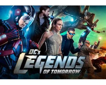 Serien Review: Legends of Tomorrow Staffel 1 von Fuma