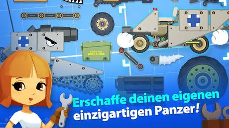 9 um 9: Neue Android Apps im Play Store (KW 10/17)