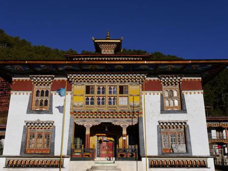 Kloster in Bumthang