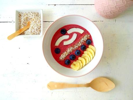 Food-Trend Smoothie-Bowl