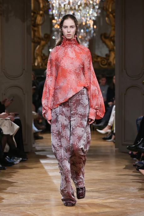 John Galliano – Fashion Week Paris Herbst / Winter 2017 / 2018
