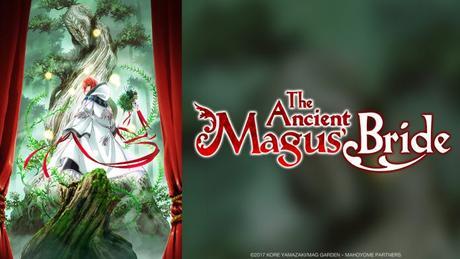 Crunchyroll kündigt The Ancient Magus' Bride als Stream an