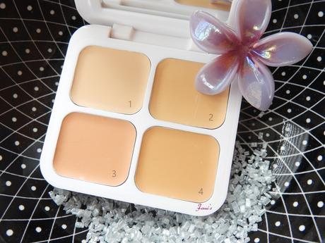 Models Own - Concealer Palette - Light 01