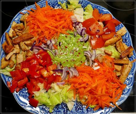 lecker Essen mit gerettetem Gemüse -2-