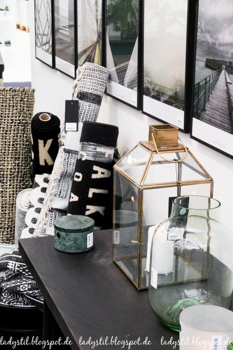 Ambiente 2017 House Doctor Dekorationsartikel, Wohnaccessoires,goldene Laterne