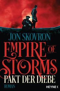 Empire of Storms - Pakt der Diebe - Jon Skovron