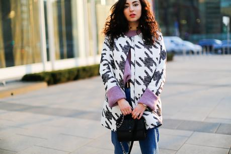 reserved spring coat eggshape mantel mom jeans pull&bear peperosa boots chic choker ivyrevel frühlingslook berlin casual everyday blogger modeblog berlin samieze