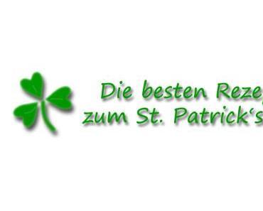 Die zwölf besten Rezepte für die  St. Patrick's Day Party