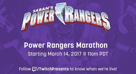 Go Go Power Rangers - Twitch zeigt im Power Rangers-Marathon 23 Staffeln
