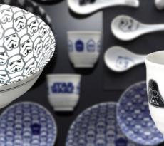 Möge der Hunger mit dir sein - Japanisches Star Wars Keramik Geschirr