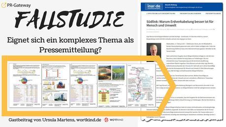 Fallstudie: Eignet sich ein komplexes Thema als Pressemitteilung?