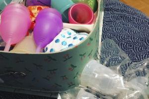 Menstruationstassen-Beratung neu erfunden