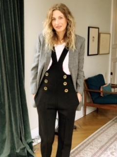 Gianna: Ich finde die Hose toll!!! Würde ich sie im Job tragen? NEVER!