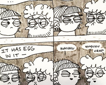 Witze über Veganer