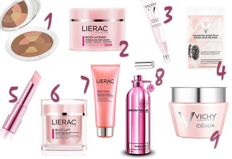 Lifestyle: Rosy Beauty Faves for Spring