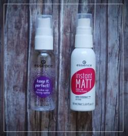 Essence Keep it perfect! VS Essence Instant Matt