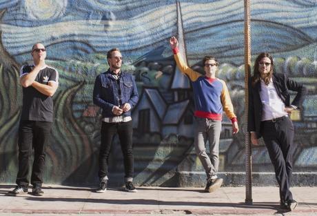 NEWS: Weezer spielen zwei Konzerte in Deutschland