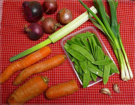 Neue Art entdeckt!! Darf ein Veganer noch Möhren essen?